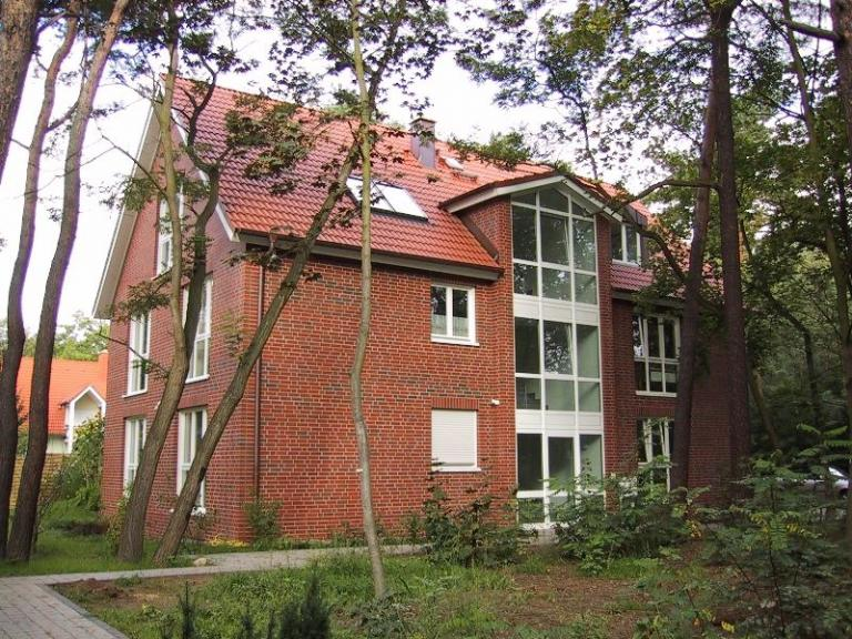 Mehrfamilienhaus am Wald